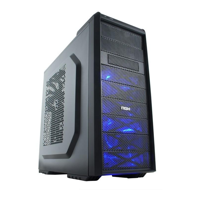 Nox Coolbay SX - Caixa PC