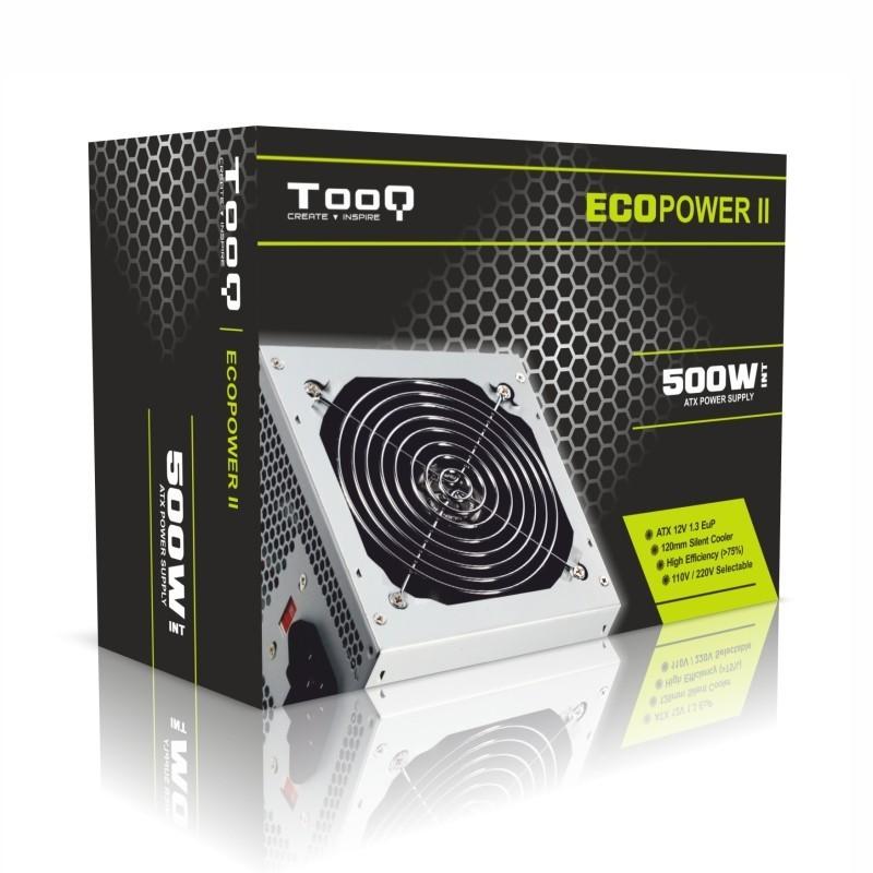 TooQ TQEP-500S-INT - Fonte de Alimentação