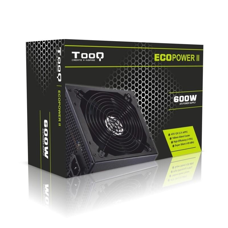 TooQ TQEP-600SP - Fonte de Alimentação