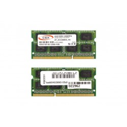 Memoria Ram CSX 4096 MB DDR3 DIMM 1333 MHz