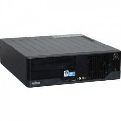 Computador Fujitsu E5730 SFF , Intel C2D 3.0GHz , 2GB , 160 HDD , DVD ( Grau B )