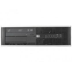 Computador HP 6005 SFF, AMD Athlon II X2 220 2.8GHz, 4GB, 300 HDD, DVDRW