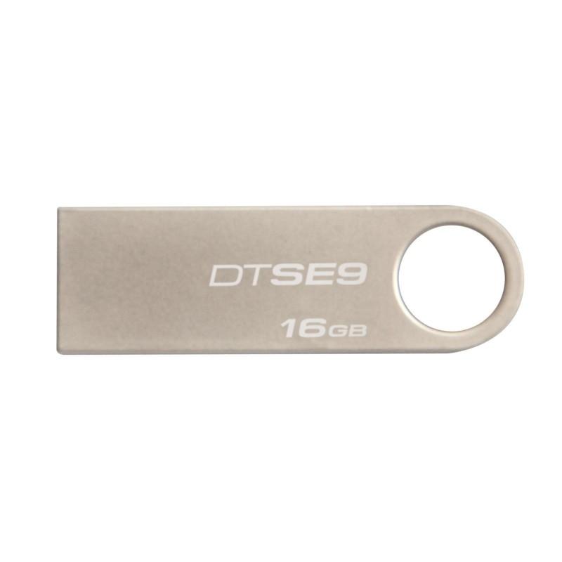 Kingston DataTraveler 16GB USB 2.0 DT SE9 CHAMPANHE