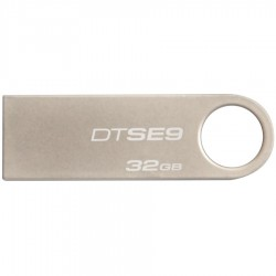 Kingston DataTraveler 32GB USB 2.0 DT SE9 CHAMPANHE