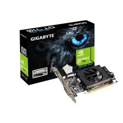 Placa Gráfica GIGABYTE GT 710 1GB DDR3