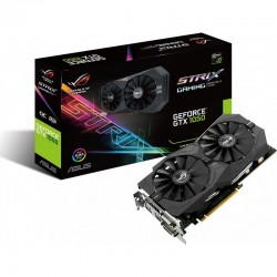 Placa Gráfica ASUS ROG GeForce Strix GTX 1050 2GB OC