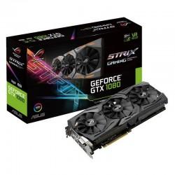 Placa Gráfica ASUS ROG Strix Geforce GTX 1080 A8GB GDDR5X