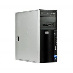 Estação de trabalho HP Z400 , Intel XEON W3565 3.2 GHz, NVIDEA QUADRO FX 600 1 GB DDR3