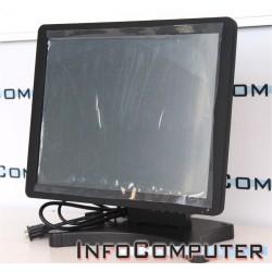 "Terminal POS (Monitor Tactil 17"" + IMPRESSORA + GAVETA + LEITOR CÓDIGO BARRAS) barato"