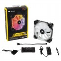 Ventilador Caixa CORSAIR HD120 SERIES LED RGB PWM 120MM WITH CONTROL
