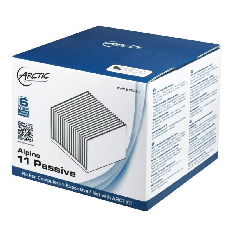 Cooler CPU Arctic Alpine 11 Passive
