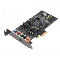 Placa de Som Creative Sound Blaster Audigy Fx