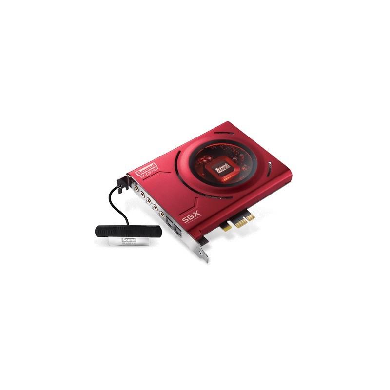 Placa de Som Creative Sound Blaster Z