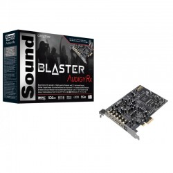 Placa de Som Creative Sound Blaster Audigy RX