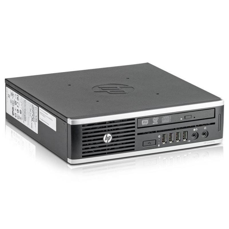 HP 8300 i5 3470S 2.9GHz | 8 GB Ram | 320 HDD | DVDRW