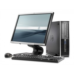 HP 8100 i3 550 3.2GHz | 4 GB Ram | 250 HDD | DVDRW | LCD 20""