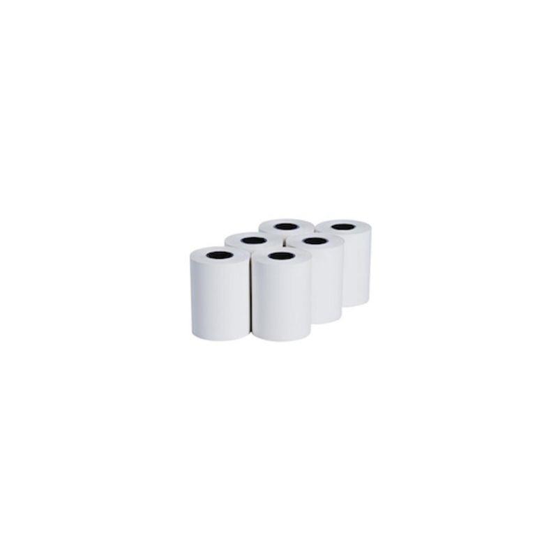 Papel térmico 80x80x12 ( 6 rolos / blister )