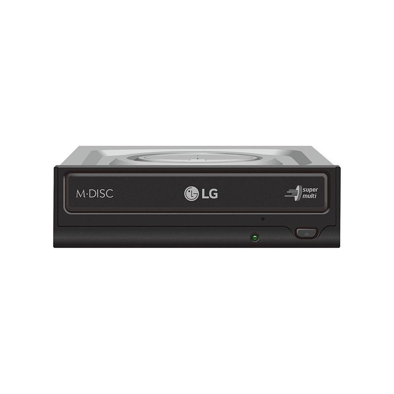 Leitor Gravador Interno LG GH24NS 24X DVD±RW SATA