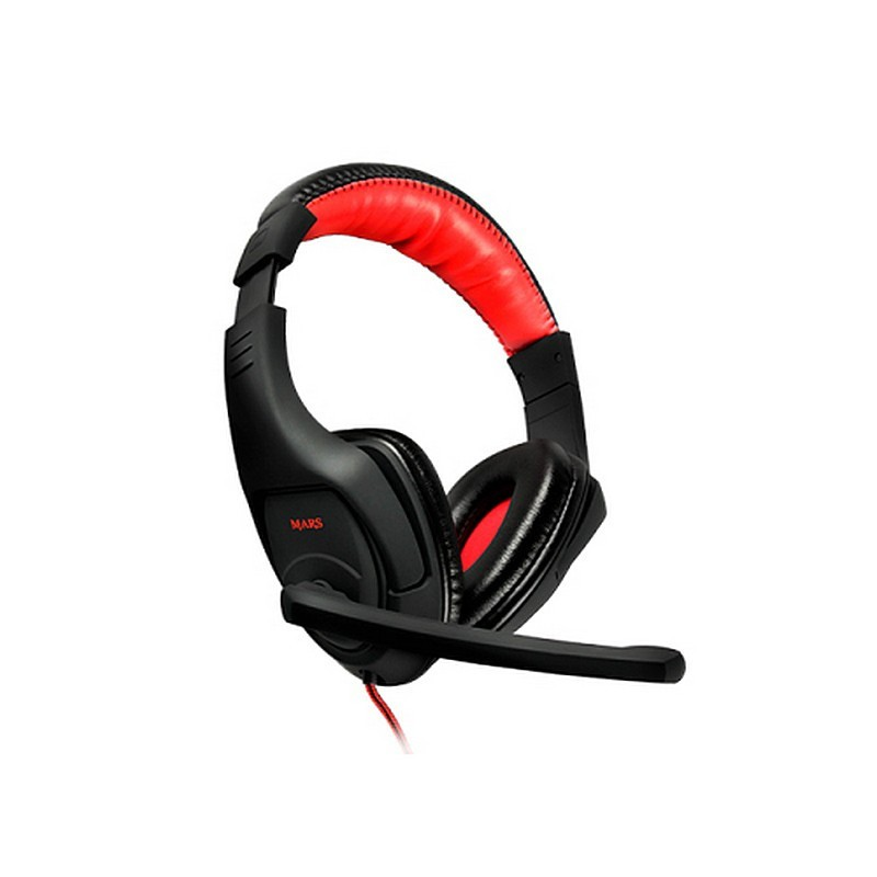 Auriculares Mars Gaming MH1 com microfone