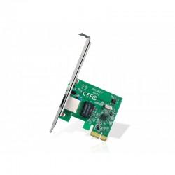 Placa de Rede TP-Link 10/100/1000Mbps PCI-e Baixo Perfil