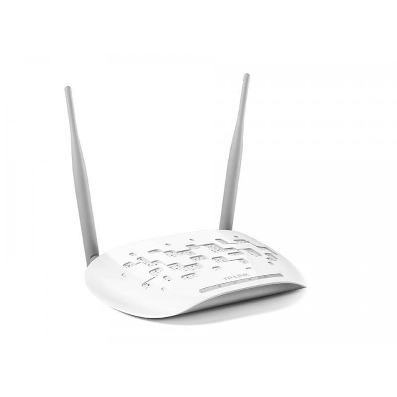 Access Point TP-Link Wireless N 300Mbps 2 Antenas - 4DBI