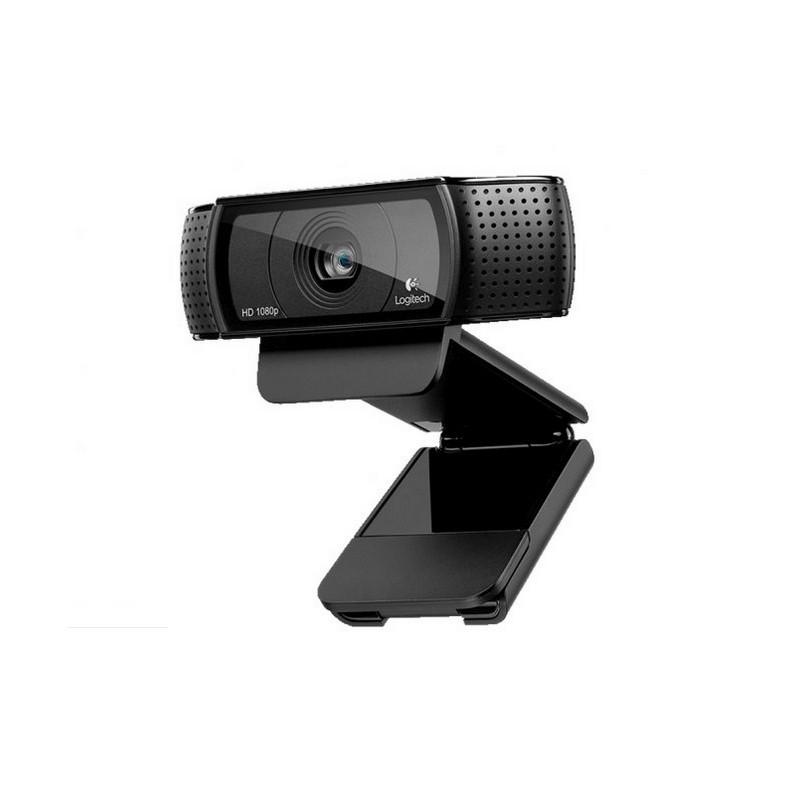 Webcam Logitech Pro C920 - Gravação Full HD 1080P
