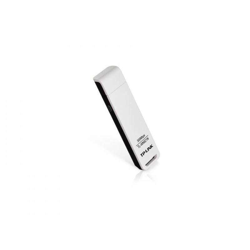 Adaptador rede TP-Link Wireless N 300Mbps USB