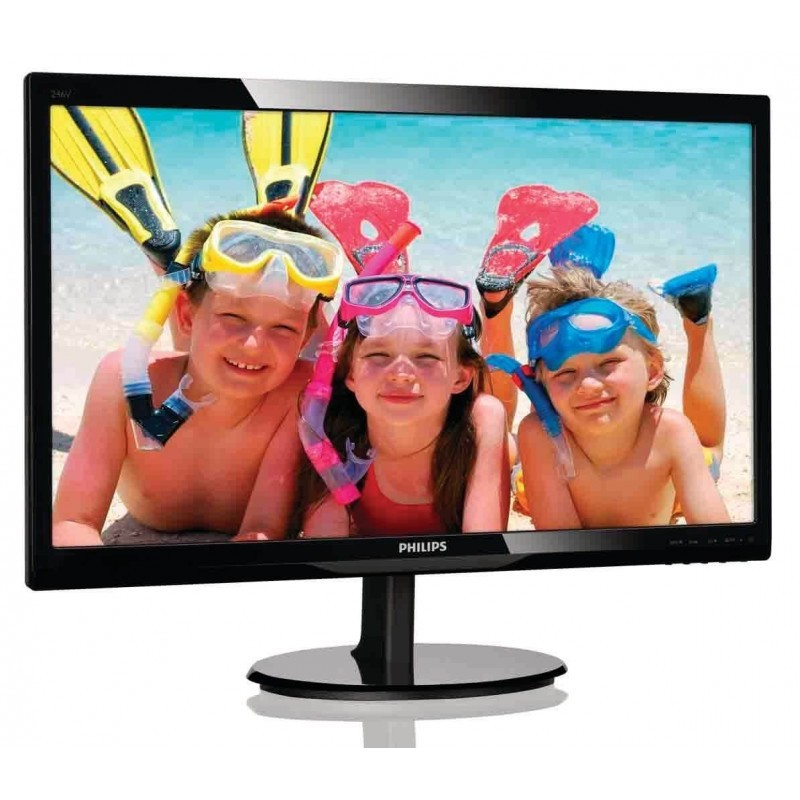 "Monitor Philips 246V5LSB 24"" 16:9 FULLHD"