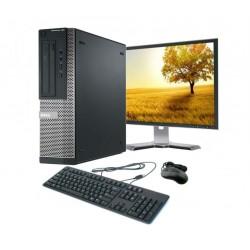 DELL 7010 i5 3470 3.2GHz | 4 GB Ram | 250 HDD | DVDRW | Lcd 19