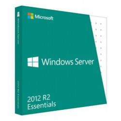 Windows Server 2012 R2 ESSENTIALS HP ROK 2 CPU