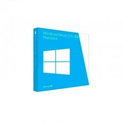 Windows Server 2012 R2 STANDARD HP ROK 1 CPU