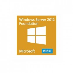 HP Windows Server 2012 R2 Foundation ROK