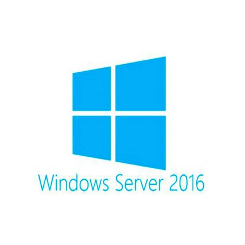 Microsoft Windows Server 2016 STANDARD EDITION 1 SERVIDOR