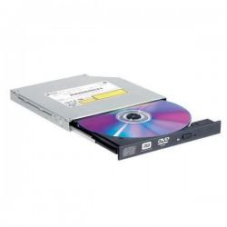 Leitor Gravador Interna LG GTB0N Ultra Slim 8X DVD±R/±RW SATA 9.5mm Preto