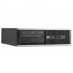 LOTE 10 UDS. HP 8000 Core 2 Duo E7500 2.9GHz | 4 GB Ram | 250 HDD