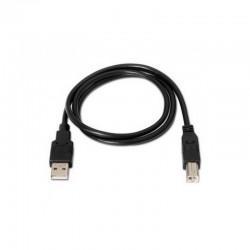 CABO USB 2.0 IMPRESSORA TIPO A/M-B/M PRETO 1.8 M - 4.5 M