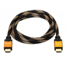 CABO HDMI V1.4 (HI SPEED/ HEC) A/M-A/M OURO 5.0 M