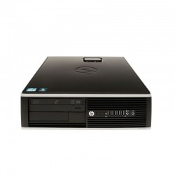 LOTE 10 UDS. HP 8200 i5 2400 3.1GHz | 4 GB Ram | 250 HDD | DVDRW