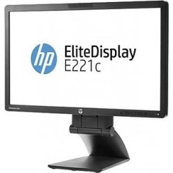 Monitor HP EliteDisplay E221c LED | VGA, DVI-D