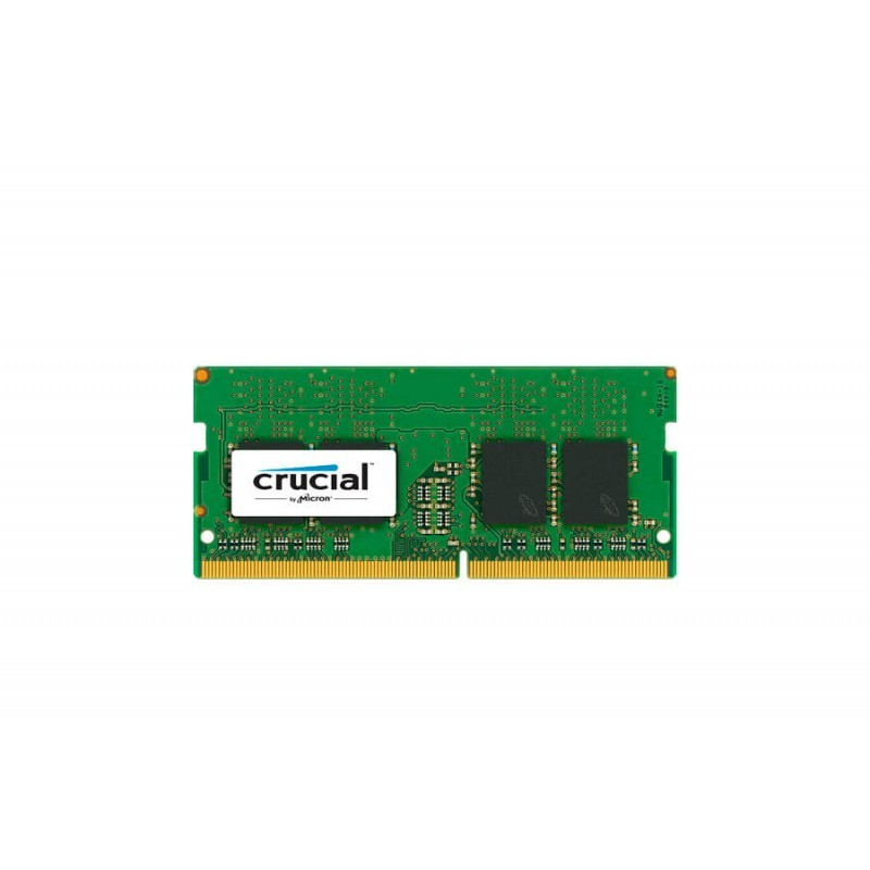 Crucial 16GB DDR4 2400 MHz SO-DIMM CL15 DR