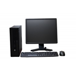 HP 600 G1 i5 4570 3.2GHz | 4 GB Ram | 500 HDD | DVDRW | Lcd 17""