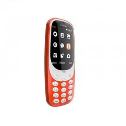 Nokia 3310 | 2G | 16 MB ROM | Radio FM | Vermelho