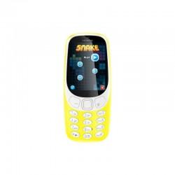 Nokia 3310 | 2G | 16 MB ROM | Radio FM | Amarelo