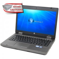 Portátil HP Probook 6460b, Intel Core i5 2520M 2,5Ghz, 4 Gb Ram, 500 Gb hdd, Dvdrw, Sem Sistema Operativo