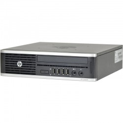 HP 8200 i3 2100 3.1GHz | 4 GB Ram | 320 HDD | DVDRW
