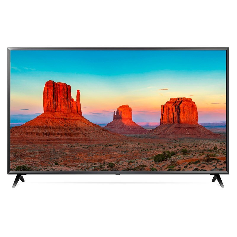 Smart TV 4 K Ultra LG 43UK6300PLB 43""