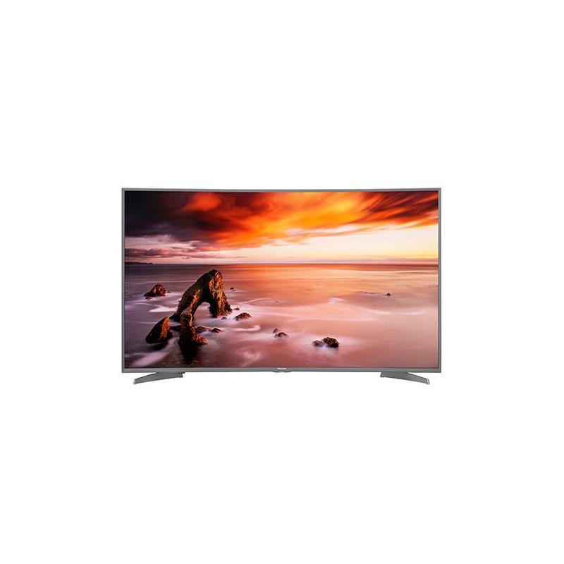 SMART TV CURVO HISENSE H55N6600 UHD 55