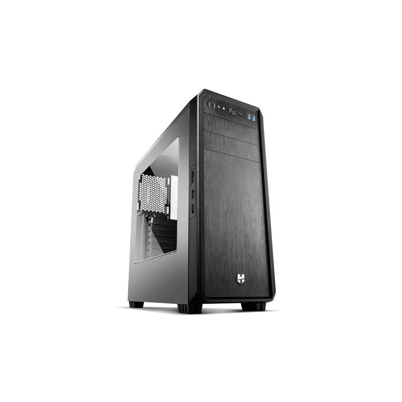 "Computador barato novo, Intel i7 4770 3.4GHz, 8GB ,1TB , DVDRW , Minitorre ATX - 500 W + TFT 21,5"""