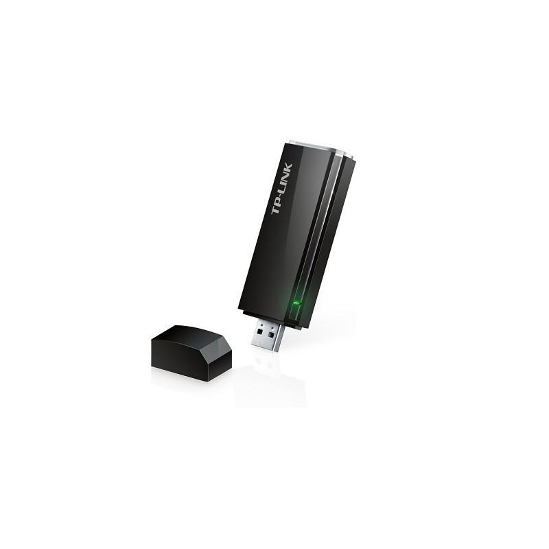 TPLink Adaptador USB Inalámbrico ArcherT4U 1200 Mbps