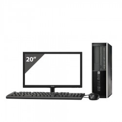 HP 8300 i5 3570 3.4GHz | 4 GB Ram | 500 HDD | LEITOR | Lcd 20""